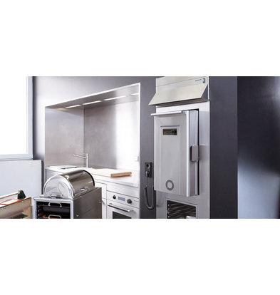 Rieber hybrid kitchen 140  Regenereerkast | Inbouw Model | 3,5kW | tot +140°C| 78 Liter