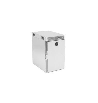 Rieber Thermomat met Klapdeur | Geschikt voor 7 x GN 1/1 65 mm of 4 x GN 1/1 100 mm | Garen Op Kerntemperatuur | 1,5kW | 448x689x749mm