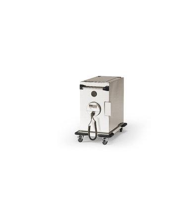 Rieber Thermoport 1400 U Warmhoudkar | Geschikt voor GN 1/1 200mm | 492x769x793mm | Beschikbaar met CHECK