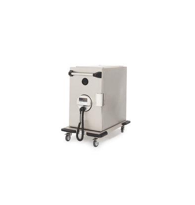 Rieber Thermoport 1600 U Warmhoudkar | Geschikt voor GN 1/1 200mm | 492x769x930mm | Beschikbaar met CHECK