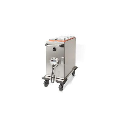 Rieber Thermoport 1600 DU Warmhoudkar met Serveeroptie | Geschikt voor GN 1/1 200mm | 492x769x963mm | Beschikbaar met CHECK