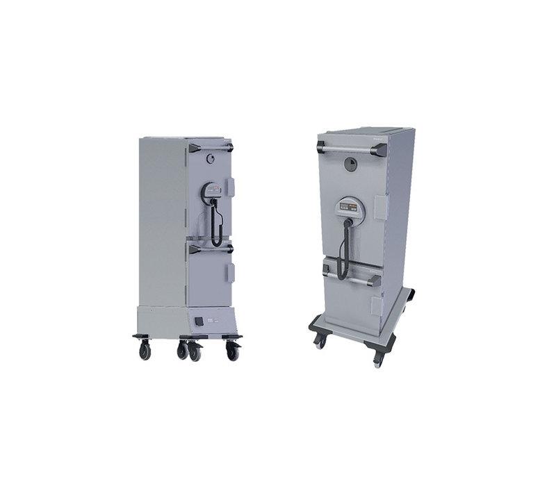 Rieber 3000 Hybrid | koel/warmhoud Kar | Geschikt voor GN 1/1 200mm | 70 Liter Warm/ 44 Liter Koel | Beschikbaar met CHECK