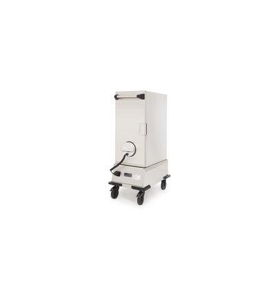 Rieber Thermoport 2000 K Gekoelde Kar | Geschikt voor GN 1/1 200mm | 492x769x1278mm | Beschikbaar met CHECK