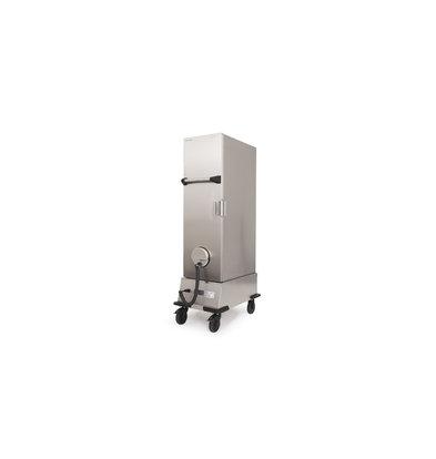 Rieber Thermoport 3000 K Gekoelde Kar | Geschikt voor GN 1/1 200mm | 592x769x1648mm | Beschikbaar met CHECK