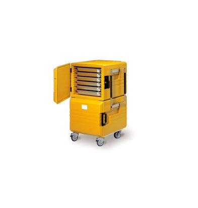 Rieber Thermoport Maxi K 2x6000K Onverwarmd | 2x 104 Liter | 8x GN 1/1 200mm | 766x779x1280mm | 2 Kleuren Beschikbaar