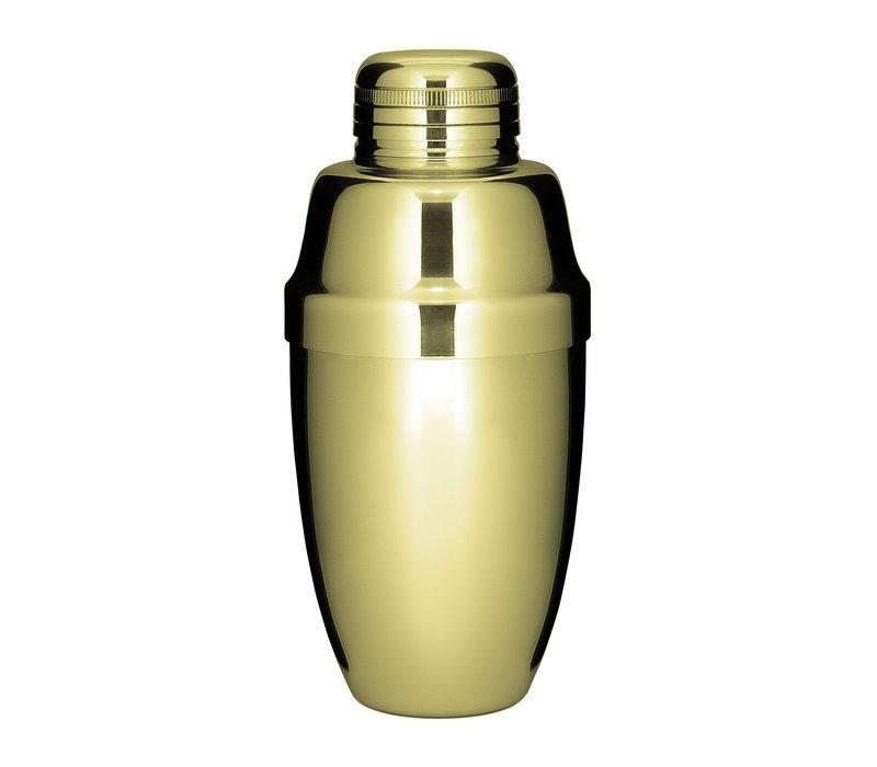 Bar Professional Cobbler shaker 500ml Gold