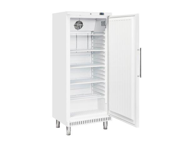 Combisteel Bakkerskoelkast Wit | 265 Liter | Geschikt voor 600x400mm | 740x680x(H)1800mm