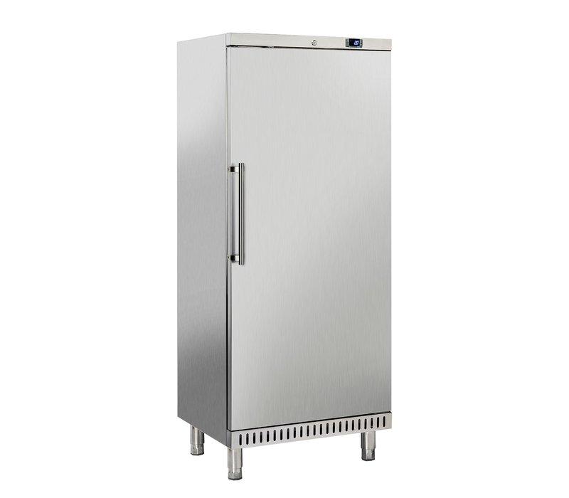 Combisteel Bakkersvrieskast RVS + ABS | 265 Liter | Geschikt voor 600x400mm | 740x680x(H)1800mm