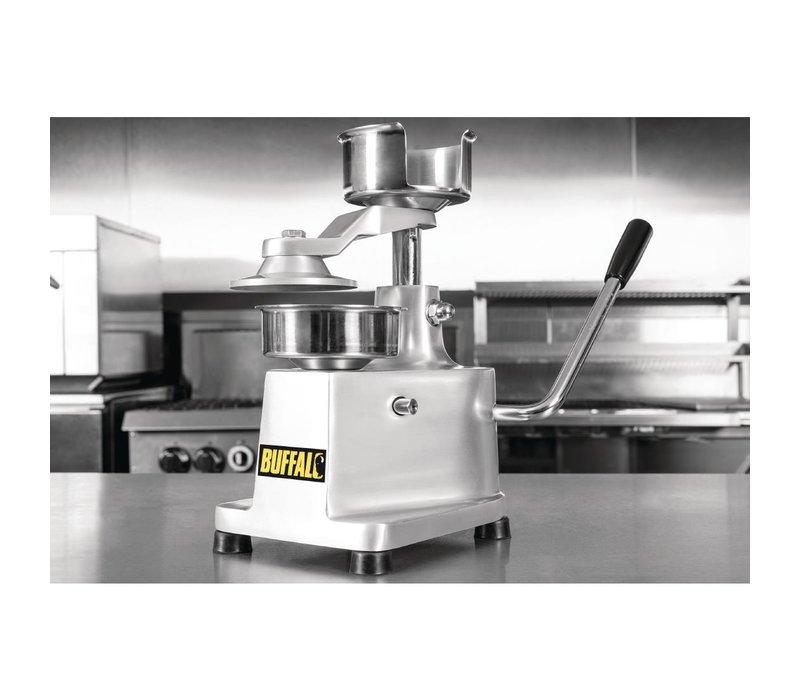 Buffalo Hamburger Prepareerapparaat | Ø100mm