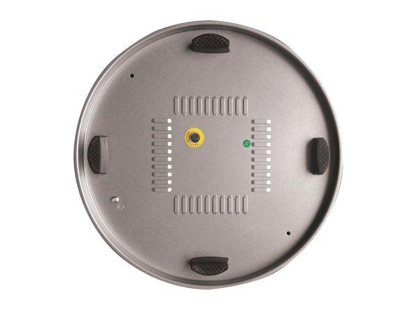 Buffalo Heetwaterdispenser RVS met Resetknop | Non-drip Tapkraan |30 Liter
