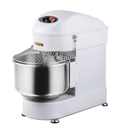 Buffalo Spiral mixer 20 liters | 230 V / 1.1 kW | Timer | 380x690x (H) 695mm