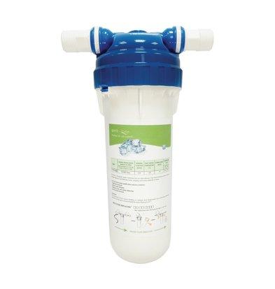 XXLselect Cube Line Waterfilter   Geschikt voor Ijsblokjesmachines   0-8 Liter Per Minuut   Ø120x(H)310mm