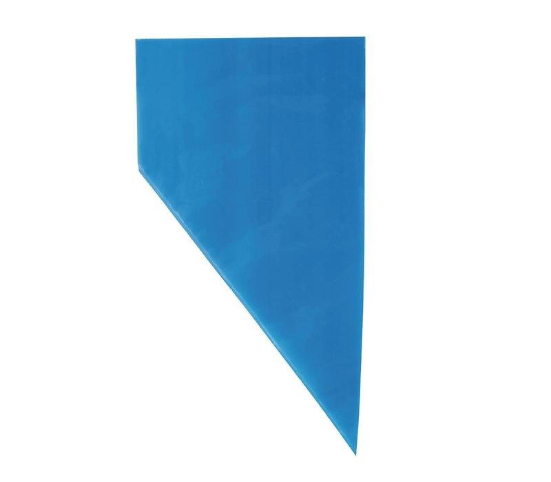 Vogue Antislip Disposable Spuitzakken | Blauw | Per 100 Stuks