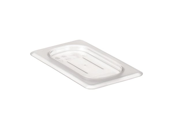 Cambro BPA Vrije Deksel Transparant | GN 1/9