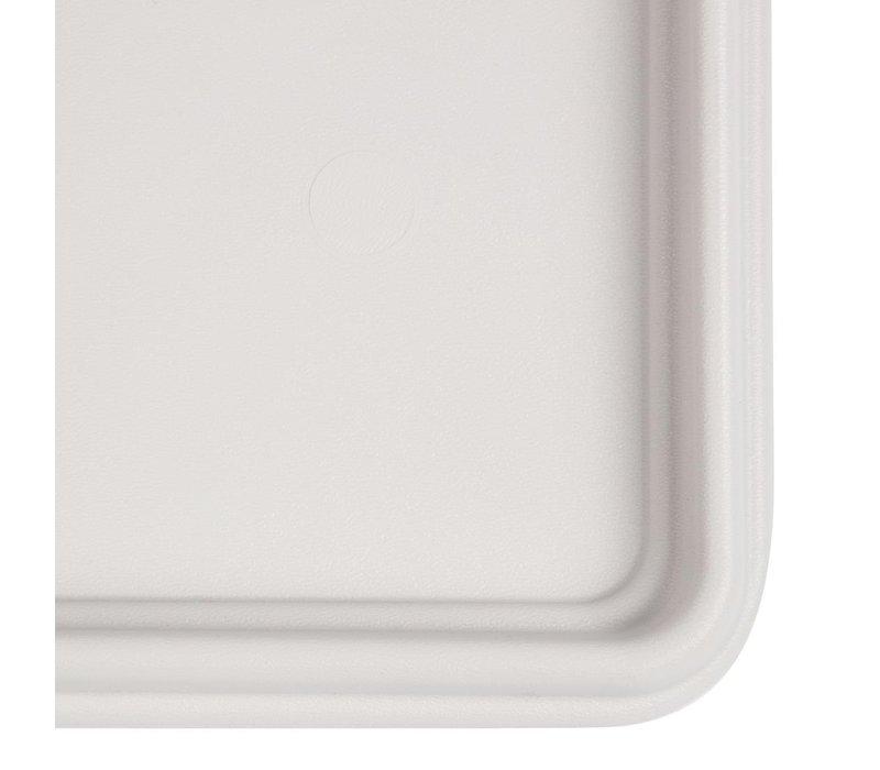 Cambro Camrack Deksel voor Vaatwaskorven 500x500mm