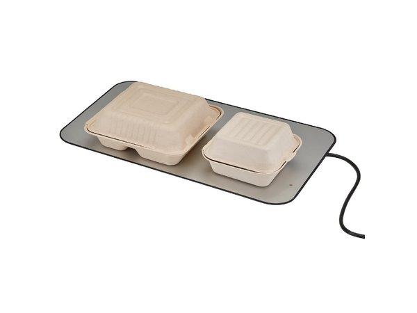 Cambro Cam Goheat Elektrische Warmhoudplaat | Geschikt voor GN 1/1 en 60x40 Voedselcontainer