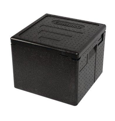 Cambro Cam Gobox Geïsoleerde Pizza Transportbox | 410x410x(H)339mm