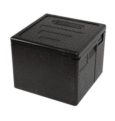 Cambro Cam Gobox Isolated Pizza Transportbox | 410x410x (H) 339mm