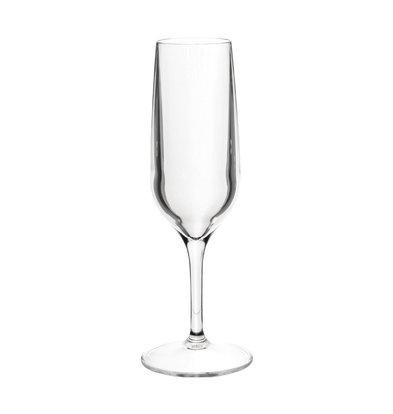 Roltex Kunststof Champagneglas | 19cl | Ø58x(H)210mm