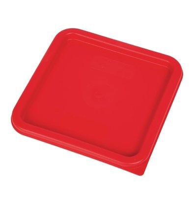 XXLselect Rode Deksel voor de Voedseldozen 5,7 en 7,6 Liter
