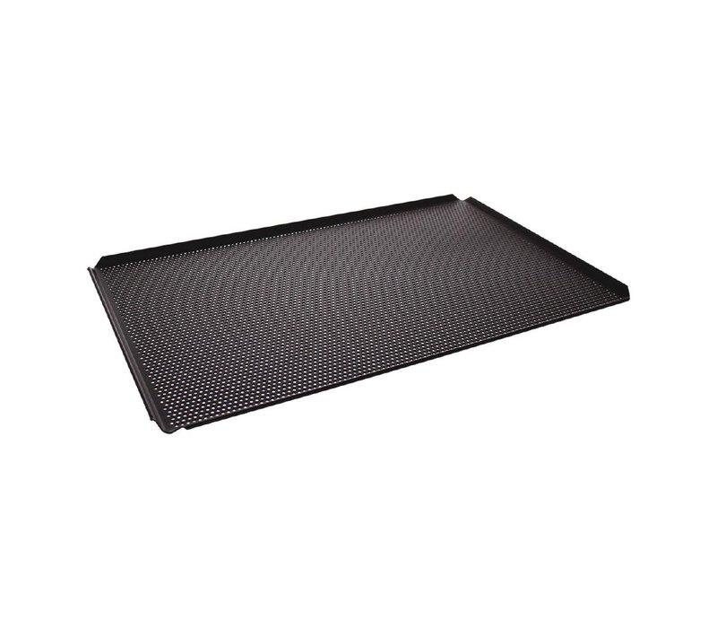 Schneider Antikleef Bakplaat Geperforeerd | Tyneck-Coating | 600x400x(H)10mm