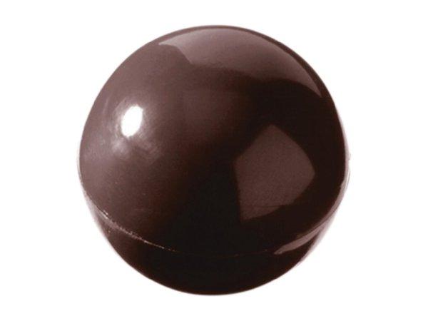 Schneider Bol Chocoladevorm   18 Vormpjes   Ø30mm