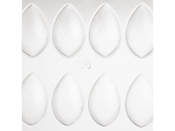 Schneider Amandel Chocoladevorm   16 Vormpjes   45,5x25x(H)12,5mm