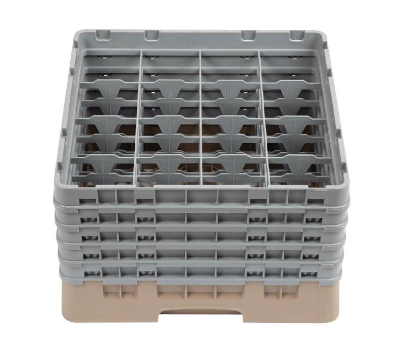 XXLselect Camrack Vaatwaskorf met 16 Compartimenten   Max Glashoogte 257mm