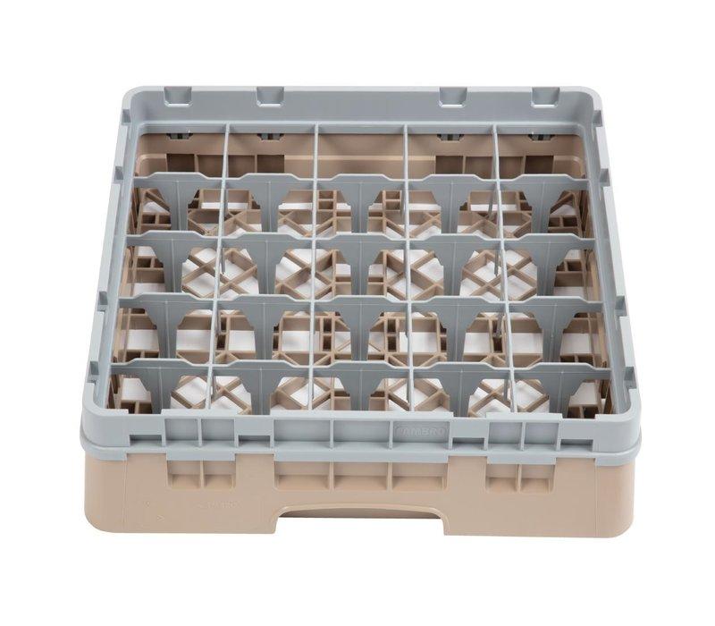 XXLselect Camrack Vaatwaskorf met 25 Compartimenten   Max Glashoogte 92mm