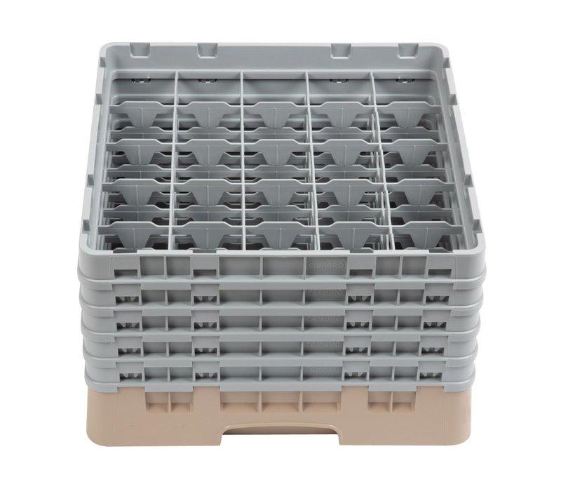 XXLselect Camrack Vaatwaskorf met 25 Compartimenten   Max Glashoogte 257mm