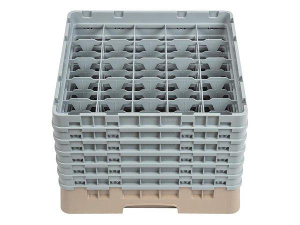 XXLselect Camrack Vaatwaskorf met 25 Compartimenten | Max Glashoogte 298mm