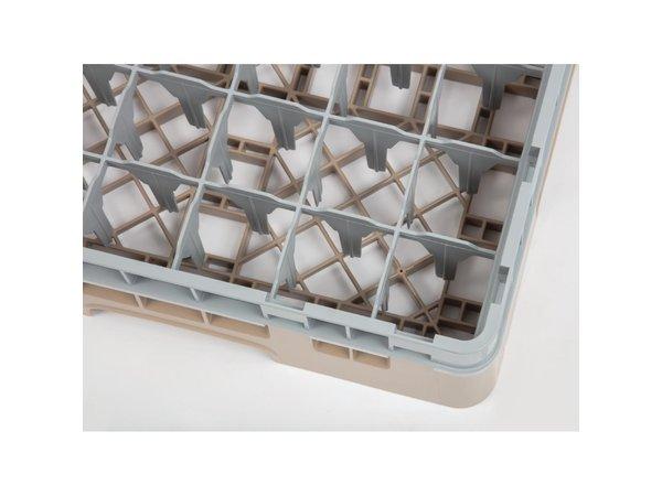 XXLselect Camrack Vaatwaskorf met 36 Compartimenten | Max Glashoogte 92mm
