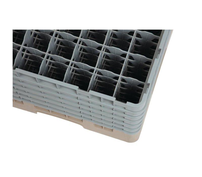 XXLselect Camrack Vaatwaskorf met 49 Compartimenten   Max Glashoogte 298mm