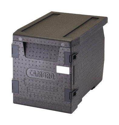 Cambro Gobox Geïsoleerde Voedselcontainer | 60 Liter | 3 x 1/1GN 100mm