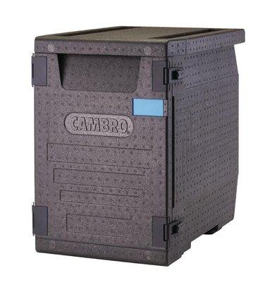 Cambro Gobox Geïsoleerde Voedselcontainer | 86 Liter | 4 x 1/1GN 100mm