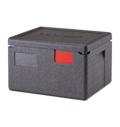 Cambro GoBox geïsoleerde voedselcontainer 16,9Liter | Voor 1x GN 1/2 bak van 150mm diep