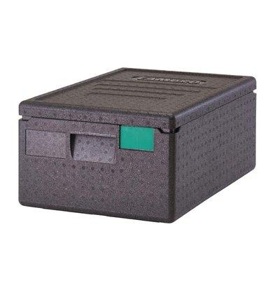 Cambro GoBox Geïsoleerde Voedselcontainer 35,5 Liter | Voor 1x GN 1/1 bak van 150mm diep