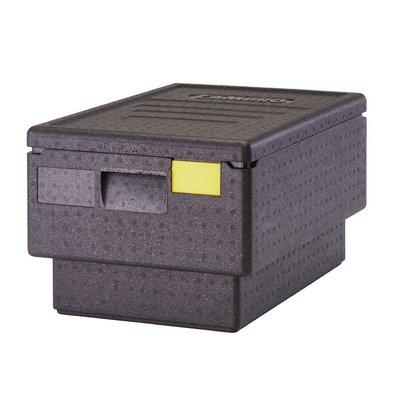 Cambro GoBox Geïsoleerde Stapelbare Voedselcontainer 43 Liter | Voor 1x GN 1/1 bak van 200mm diep