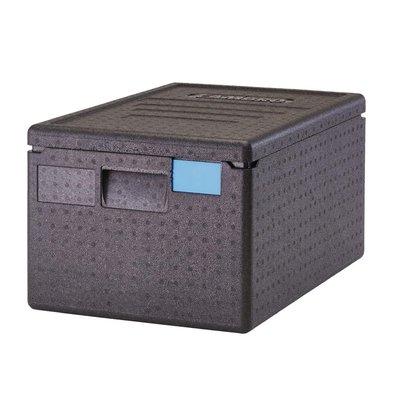 Cambro GoBox Economische Geïsoleerde Voedselcontainer 46 Liter | Voor 1x GN 1/1 bak van 200mm diep