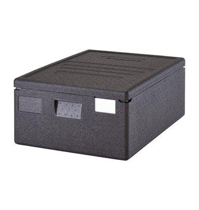 Cambro GoBox Geïsoleerde Voedselcontainer 53 Liter | Voor 1x 60x40 krat van 200mm diep
