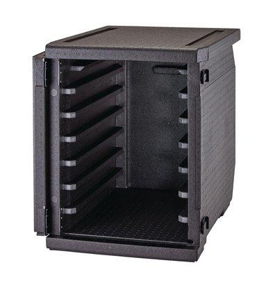 Cambro GoBox Geïsoleerde Voedselcontainer 126 Liter | 6 Rails | 6x 60x40 kratten
