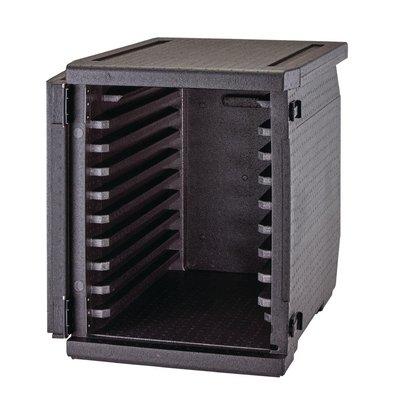 Cambro GoBox Geïsoleerde Voedselcontainer 126 Liter | 9 Rails | 9x 60x40 kratten