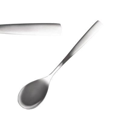 Comas Comas Satin RVS Dessertlepels | 183mm | Per 12 Stuks