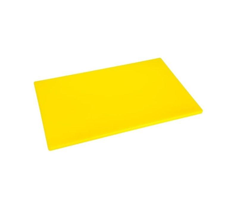 Hygiplas Antibacteriële LDPE Snijplank | 450x300x10mm | Beschikbaar in 6 Kleuren
