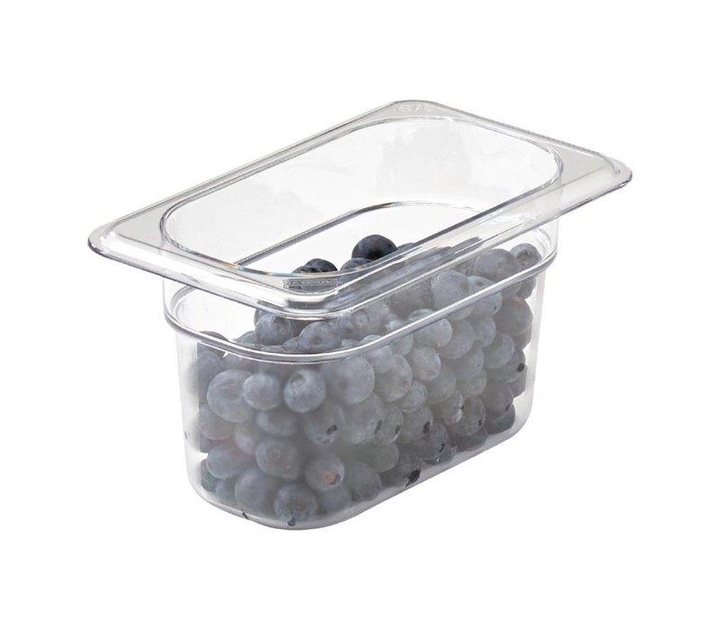 Cambro BPA Vrije 1/9GN Bak | Beschikbaar in 2 Dieptes