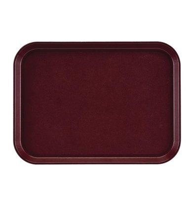 Cambro Epictread Rechthoekige Glasvezel Dienblad | Antislip | 350x270mm | Beschikbaar in 4 Kleuren