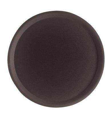 Cambro Ronde Dienblad Glasvezel | Antislip | Zwart | Beschikbaar in 3 Maten