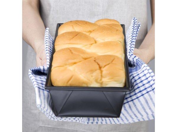 Vogue Antikleef Broodvorm | Koolstofstaal | Beschikbaar in 3 Maten