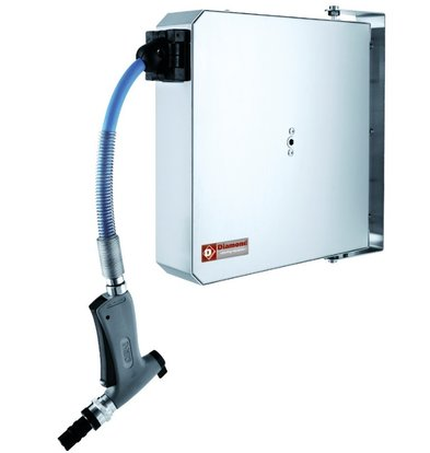 Diamond Cleaning reel 6 Meter | Automatic Reel | 80x380x (H) 380mm