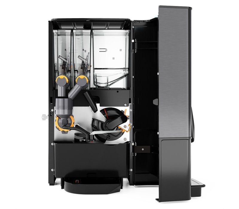 Bravilor Bonamat Sego Espresso machine | Fully automatic 3 Canisters | Touch screen